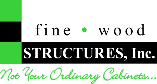 finewood Structures, Inc. | Not Your Ordinary Cabinets... - logo